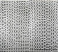 three marks by huang chiyang