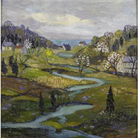 untitled (landscape) by fern isabel coppedge