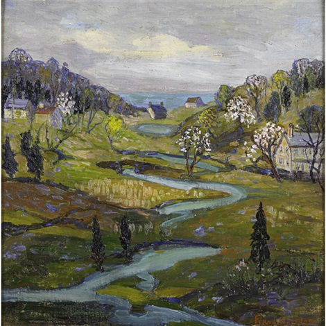 untitled landscape by fern isabel coppedge