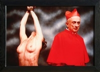 heaven and hell by andres serrano