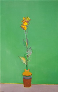 flower by david armitage