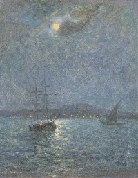 marina nocturna by vincent ambrosini