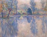 paysage by jules postel