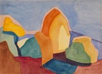 landscape by ksenija v. ender