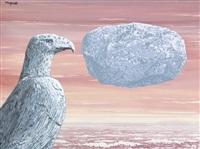 la connaissance absolue by rené magritte