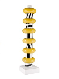 odalisca totem by ettore sottsass