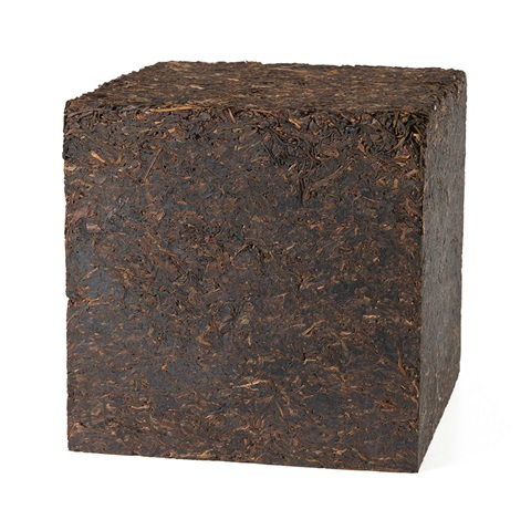 tea brick by ai weiwei