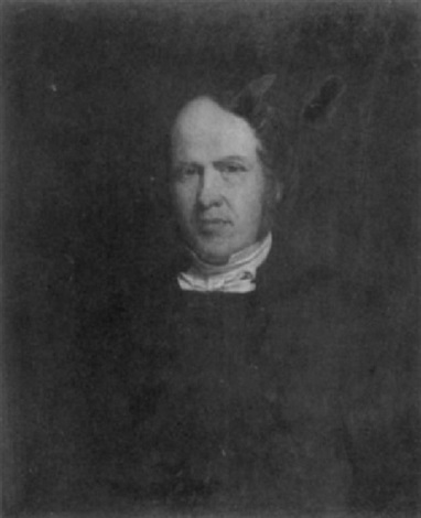 rev john stuart dd minister of st andrews parish church edingburgh by james h edgar
