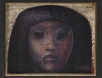 retrato - boceto by jorge gonzález camarena