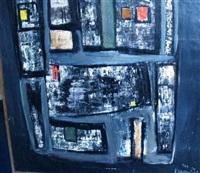 abstraction by bronislaw kopczynski