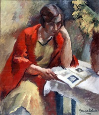 retrato de ady by héctor basaldúa