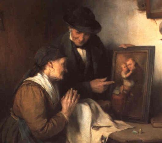 das heiligenbild by josef miller