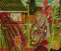 the gardener by norman clark
