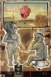 tianaks by manuel ocampo