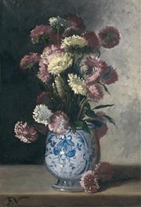 bouquet de fleurs by floris hendrik verster