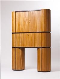 volumina desk by adolfo natalini