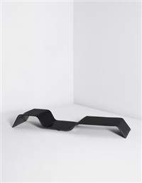 """modulo"""" low table by oscar and anna maria niemeyer"""