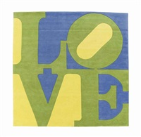 spring love by robert indiana