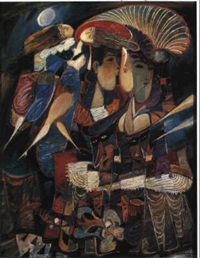 tango ephemere by boris ganievitch