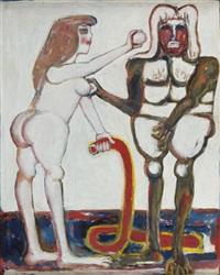 adam i ewa by eugeniusz markowski