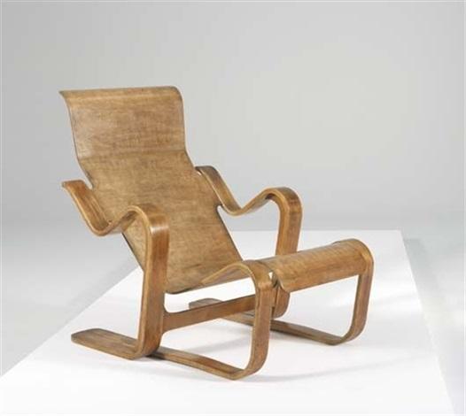 Short Chair By Marcel Breuer
