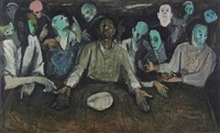 the last supper by hassan soliman