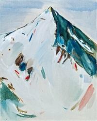 seekarspitze by brigitte bruckner-mikl