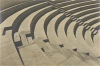 amphitheatre (mills college) by imogen cunningham
