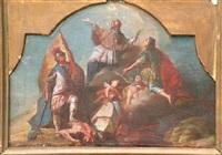 saint jean népomucène by vinzenz fischer