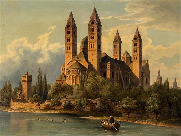 Speyer Cathedral, Speyer, Germany - SpottingHistory.com