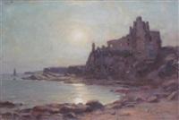 tantallon castle by duncan cameron