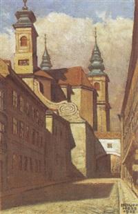 wien, barnabitenkirche by bruno hess