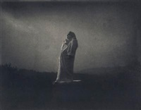 balzac, towards the light by edward steichen