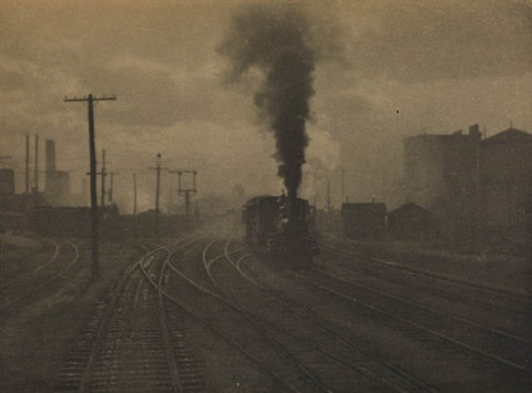 the hand of man from camera work number 36 by alfred stieglitz