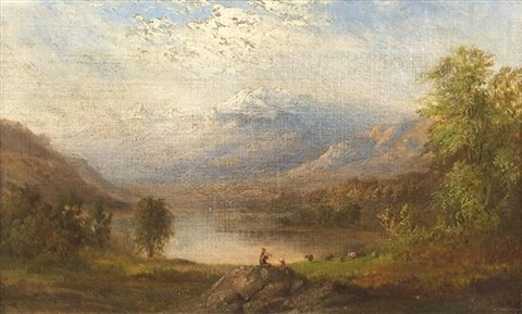 the apennines italy by robert scott duncanson
