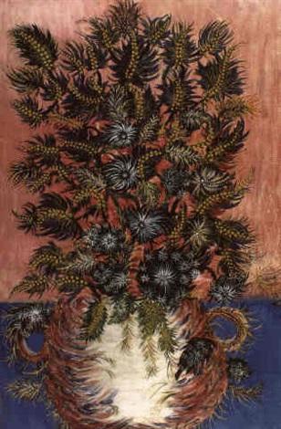 bouquet de mimosas by séraphine de senlis