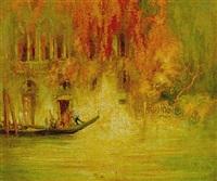 a venetian backwater by gennaro favai