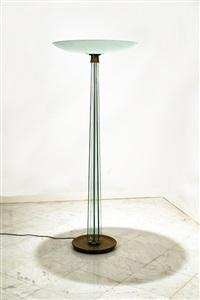lampada da terra by luigi fontana