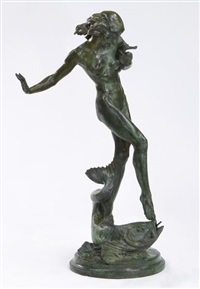 humoresque by harriet whitney frishmuth