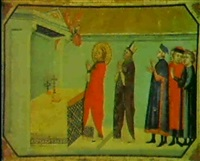 scene de la vie de saint-procule by pacino di bonaguida