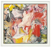 untitled xxxi by willem de kooning