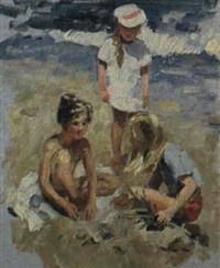 les jeux sur le sable by nadejda noukalo