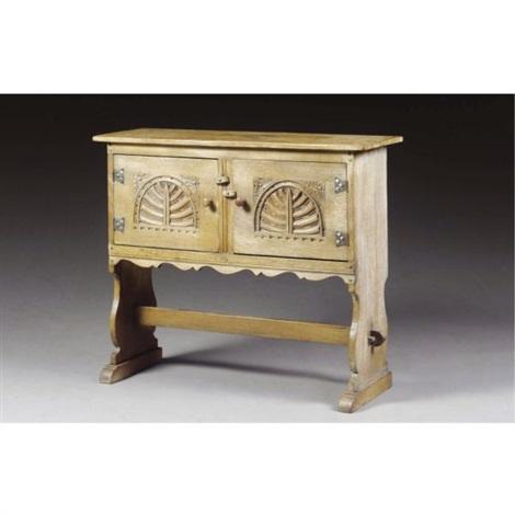 side cabinet by edwin henry lutyens