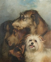 sporting companions by thomas william earl