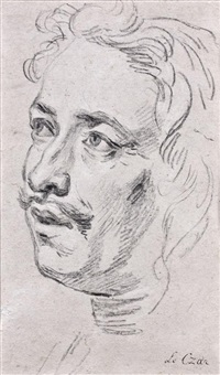 portrait du tsar pierre ier by charles parrocel