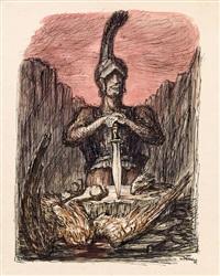 der sieger by alfred kubin