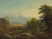 view to the valley by john williamson