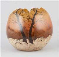 vase by françois théodore legras