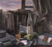studio table by jack carrington smith