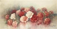 bouquet de pivoines by madeleine renaud